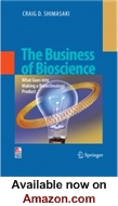 Business of Bioscience Book